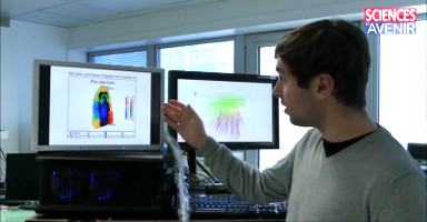The power of ultrasound: a video footage made in our lab by Sciences et Avenir