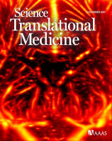 Functional ultrasound imaging of babies makes the cover of Science Translational Medicine