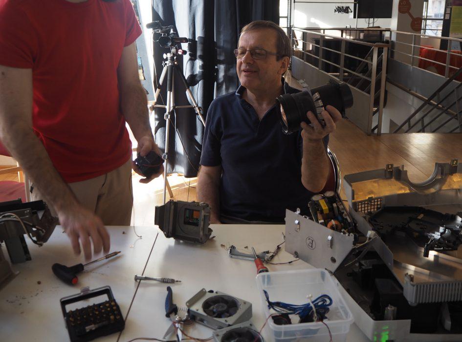 autopsie videoprojecteur